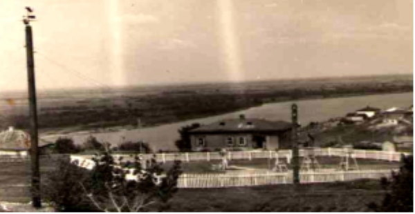 Метеостанция Серафимович, 1950-е годы